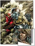 X-Men Forever No11 Cover: Colossus