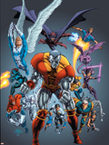Handbook: X-Men 2005 Cover: Colossus