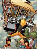 X-Men: Manifest Destiny No3 Cover: Colossus