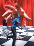 Mystique No21 Cover: Mystique