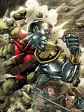 X-Men Forever No11 Cover: Colossus