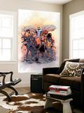 X-Men: Gold 1 Cover: Lockheed  Shadowcat  Storm  Angel  Grey  Jean  Bishop  Cyclops  Jubilee