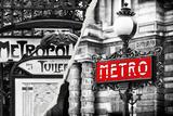 Dual Torn Posters Series - Paris - France