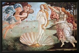 The Birth of Venus  c 1485