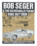 Bob Seger Ride Out Tour