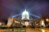 Madison  Wisconsin Skyline  HDR