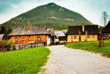 Traditional Village in Slovakia