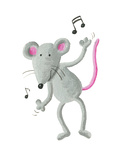 Dancing Mouse