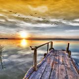 El Lago De Los Sueños  HDR