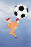 Funny Kid Scores Football  Easiness