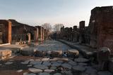 Pompei - Resti  Rovine E Scavi Archeologici