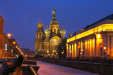 St Petersburg Church of Resurrection (Savior on Spilled Blood)