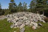 Bronze Age Burial Site of Sammallahdenmaki in Finland
