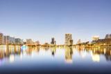 Orlando at Lake Eola Park