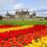Chambord Castle  Loire Valley F Rance