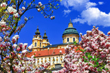 Benedictine Abbey in Melk  Austria