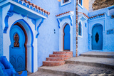 Chefchaouen, Morocco Reproduction d'art par Sabino Parente
