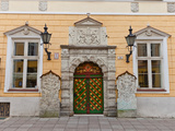 Brotherhood of the Blackheads House in Tallinn  Estonia