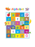 Funny Alphabet Lower Case Letters