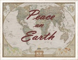 Peace on Earth - World Map
