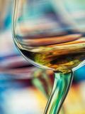 Vin blanc Aluminium par Ursula Abresch