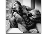 Fashion Photograph with Furs No 3  New York City 1983