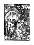 The Harrowing of Hell or Christ in Limbo  from the Large Passion  1510