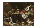 Banquet Still Life  1644