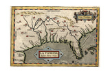 Map of Florida  C1584