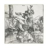 Saint Christopher  1511