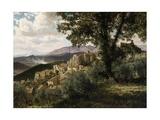 Olevano  1856-57