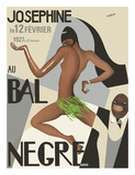 Josephine Baker - Au Bal Negra (The Black Ball) - le 12 Février 1927 (February 12  1927)