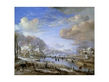 The Winter Landscape  C1648