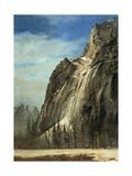 Cathedral Rocks  Yosemite  C1872