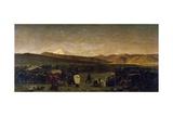 Caravan Park in Persia  1859