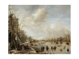 Winter Landscape  1645