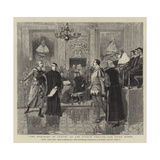 The Merchant of Venice at the Lyceum Theatre  the Trial Scene