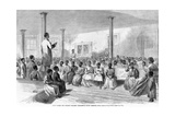 Zion School for Colored Children  Charleston  South Carolina  Pub 1866