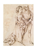 A Young Couple  1484-94