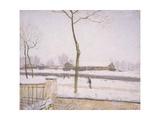 Snow Effect (Effet De Neige) C 1880-1885