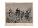 Communication Aux Avant-Postes  1881