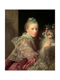 The Artist's Wife: Margaret Lindsay of Evelick  1754-55