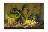 Cabbage  Peas and Beans  1998