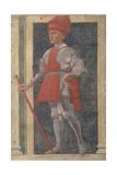 Farinata Degli Uberti (D1264) from the Villa Carducci Series of Famous Men and Women