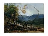 Stratton Notch  Vermont  1853
