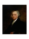 Portrait of John Adams  1835