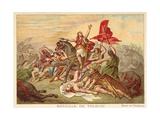 Battle of Tolbiac  496