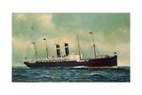 Steamer Kroonland  1903
