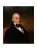 John Quincy Adams  1835