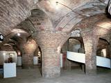 Basement of Guell Palace